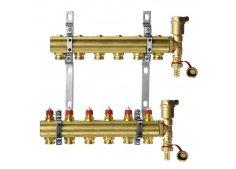 Коллекторная группа DANFOSS FHF-set с клапанными вставками
