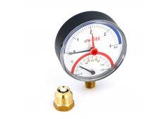 Термоманометры Uni-Fitt (Германия)