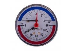 Термоманометры Watts (Германия)