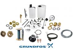 Запчасти, автоматика и принадлежности для насосов Grundfos