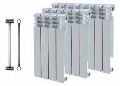 Радиатор отопления биметаллический