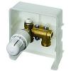 Комнатный регулятор температуры для теплых полов Meibes ER-RTL, белый