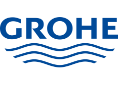 Смесители для душа, ванны и кухни Grohe (Германия)