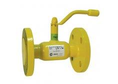Краны шаровые стальные для газа Broen Ballomax КШГ 70.103 (фланцевые)