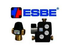 Термоклапана и термосмесители Esbe