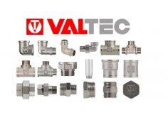 Фитинги латунные никелированные VALTEC
