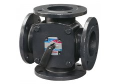 Клапан смесительный четырехходовой Esbe 4F