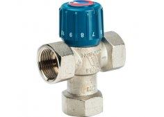 Термостатические, смесительные и балансировочные клапан Watts