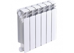Радиатор отопления алюминиевый секционный Rifar