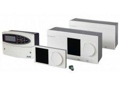 Автоматика, термостаты и системы управления котлами Danfoss (Дания)