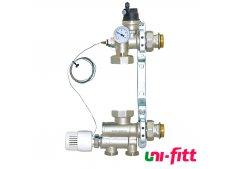 Насосно-смесительный блок Uni-Fitt