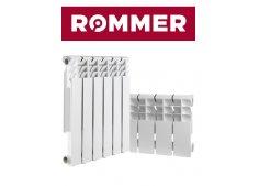 Радиатор отопления алюминиевый Rommer