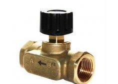 Балансировочный клапан р/р USV-S, Danfoss