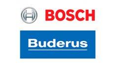 Запчасти и принадлежности для котлов Bosch - Buderus