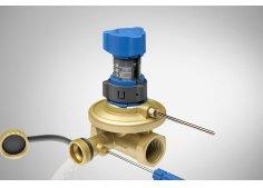 Балансировочный клапан APT, APT/CDT с ВР, Danfoss