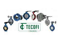 Промышленные и коммунальные краны Tecofi