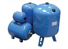 Баки расширительные гидроаккамуляторы для водоснабжения