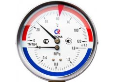 Термоманометры Росма (Россия)