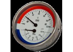 Термоманометры Wika