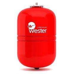 Бак расширительный мембранный для отопления Wester 35 л, WRV35 5 бар/100°C, (сменная мембрана)