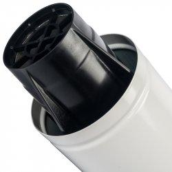 Комплект коаксиального дымохода STOUT 60/100, L=850 мм (совместим Vaillant Pro, Plus, Protherm Пантера, Гепард) SCA-6010-230850 низкая цена, купить в Твери