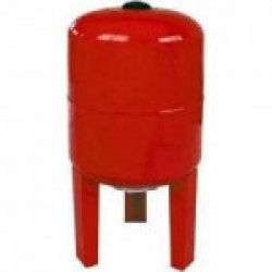 Бак расширительный мембранный для отопления Stout 700 л (цвет красный)