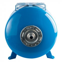 Бак гидроаккумулятор горизонтальный для водоснабжения 80 лит. STOUT