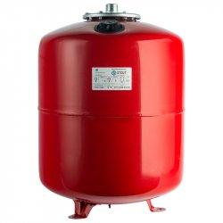 Бак расширительный мембранный для отопления Stout 50 л (цвет красный)