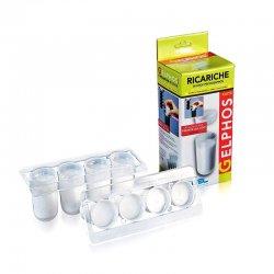 Комплект расходных материалов (упаковка 8 капсул) Gelphos Rapid GEL 107.011.60, низкая цена,купить в Твери