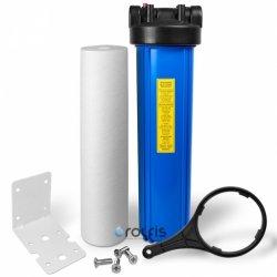 """Картридж для фильтра Big Blue 20""""- 1 мкм, механическая очистка, вспененный полипропилен, Aquatech Water Technology"""