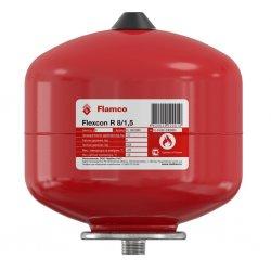 Бак расширительный для отопления Flamco Flexcon R 8, 6 бар