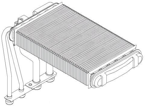 Теплообменник для котла бош купить теплообменник ридан размер
