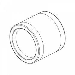 Гильза монтажная для труб из сшитого полиэтилена аксиальный RAUTITAN PX 16 REHAU 11600011001 купить в Твери