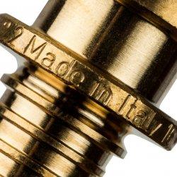 Муфта соединительная равнопроходная для труб из сшитого полиэтилена 16 STOUT SFA-0003-000016, купить в Твери