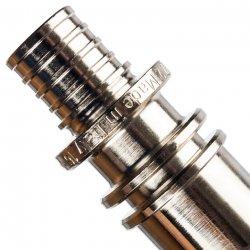 Трубка для подкл-я радиатора, Г-образная для труб из сшитого полиэтилена аксиальный 20/250 STOUT SFA-0025-002025, купить в Твери