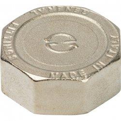 """Заглушка никелированная ВР 1/4"""" Stout SFT-0027-000014, купить в Твери"""