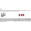 Кронштейн для настенного монтажа для баков Flamco Flexcon MB 2