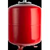 Бак расширительный мембранный для отопления Stout 80 л (цвет красный)