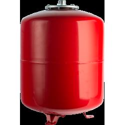 Бак расширительный мембранный для отопления Stout 100 л (цвет красный)